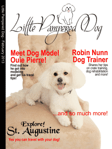 Little Pampered Dog - Premiere Issue