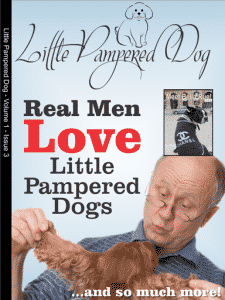 Vol1Iss3Cov - Real Men Love Little Pampered Dogs