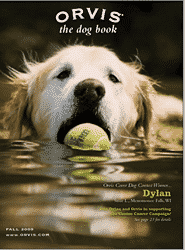Orvis Dog Photo Contest