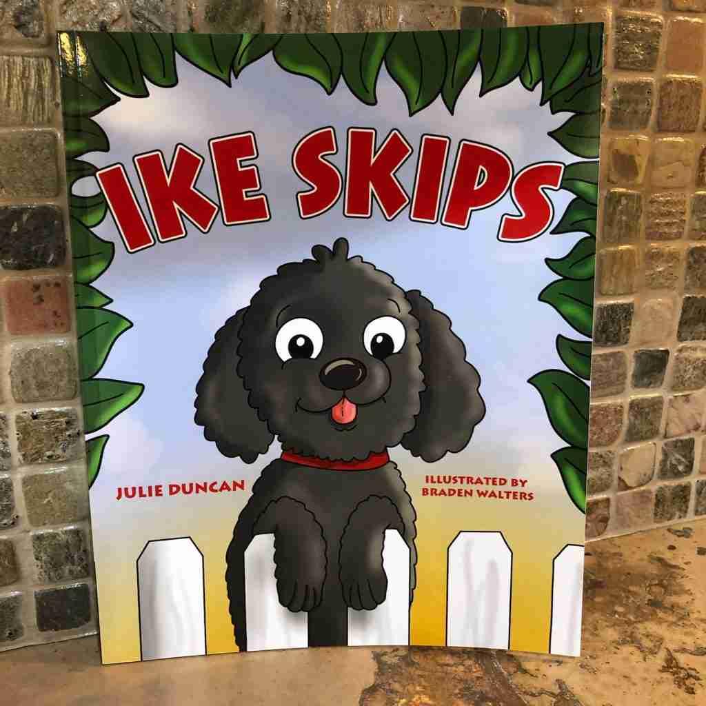 Ike Skips by Julie Duncan